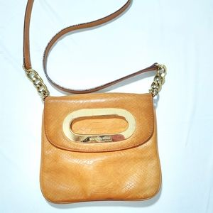 Michael Kors Vintage Leather shoulder crossbody